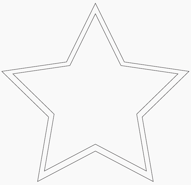 star template full page