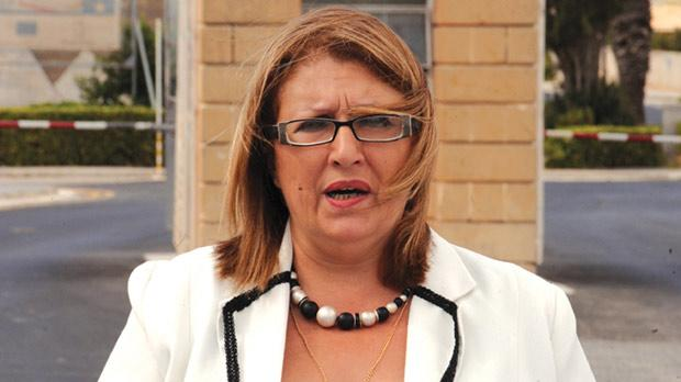 Marie Louise Coleiro Preca, an unreconstituted Mintoffian who was secretary-general of the Malta Labour Party when Dom Mintoff and KMB were leader.