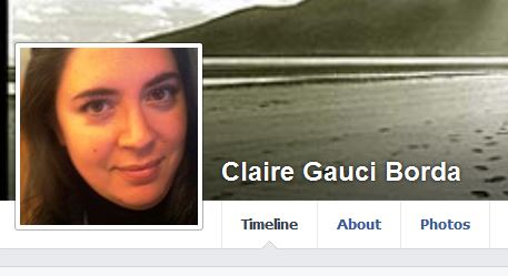 Claire Gauci Borda