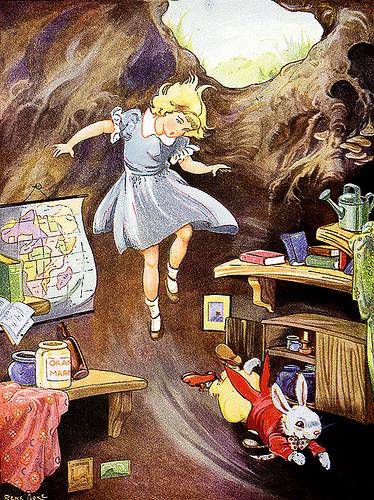 Through the Rabbit Hole