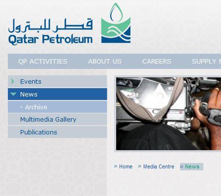 Qatar Petroleum - Daphne Caruana Galizia's Notebook