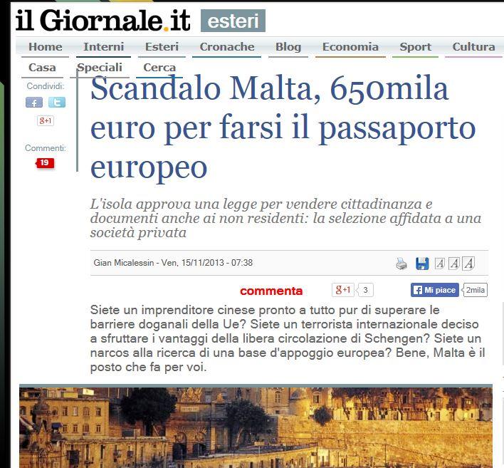 Il Giornale_Italy