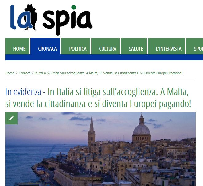 La Spia/Italy