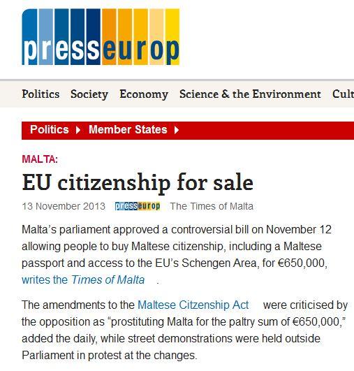 Press Europe