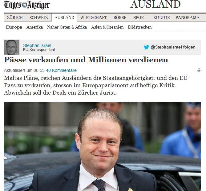 Tages Anzeiger_Switzerland