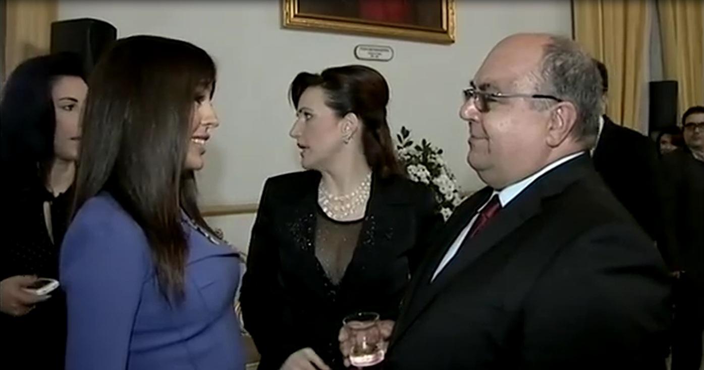 Leyla Aliyeva_Manuel Mallia