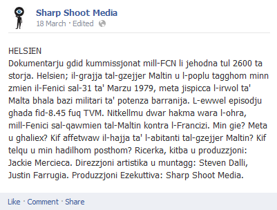 HELSIEN - Sharp Shoot Media