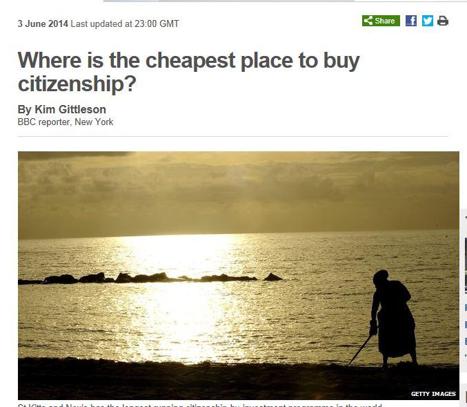 BBC citizenship
