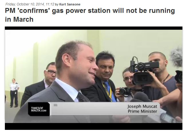 muscat power station