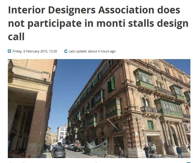 Jolly well done the interior designers association for for Interior design association