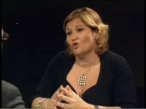 Phyllis Muscat - first tried to play Theodora to Alfred Sant's Justinian and when he failed three times at the hurdle, she turned her focus on the coming man, his minion Joseph Muscat