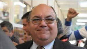 Manuel Mallia, defence counsel to Joe Gaffarena's son-in-law, later Police Minister