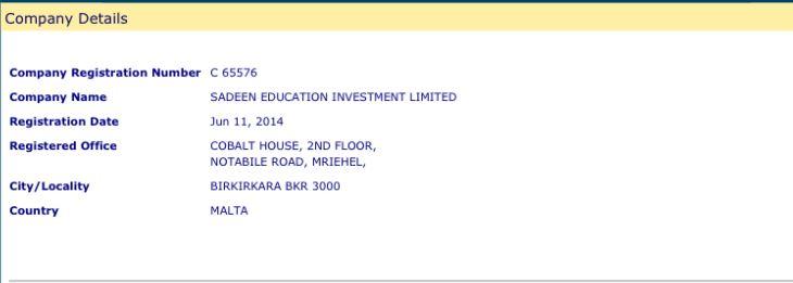 Sadeen Education 1