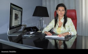Anastasia Budykho of U-Group - Economy Minister Chris Cardona might wish to have a go