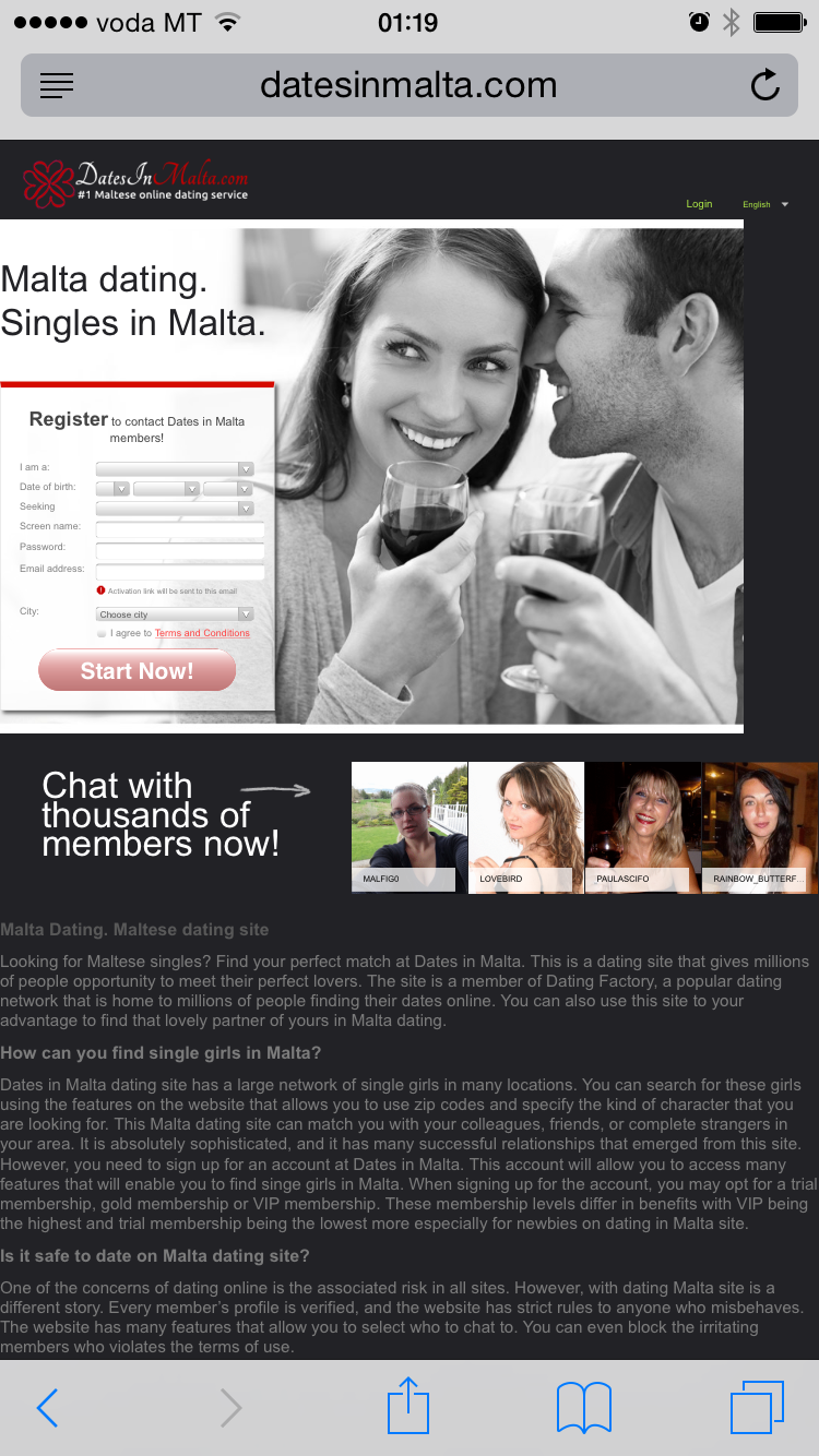 C match dating site