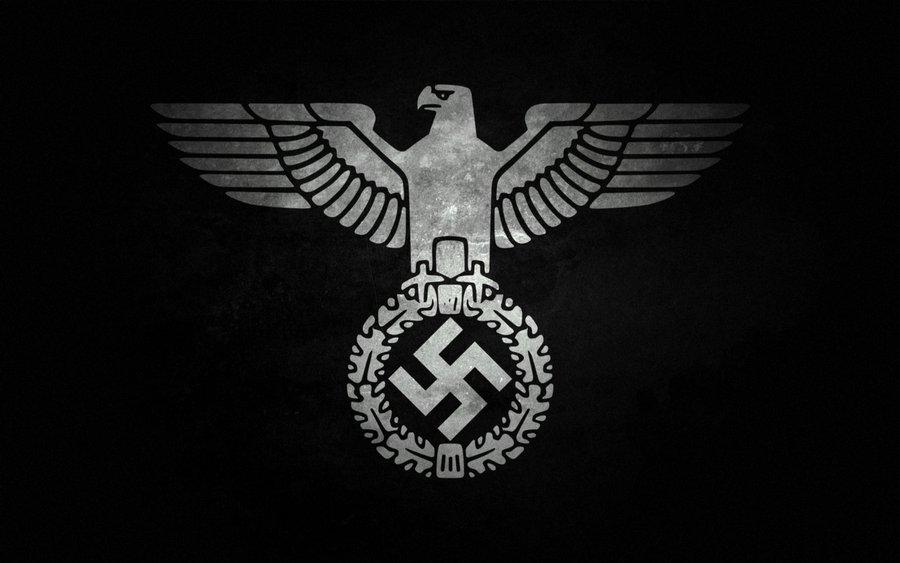 The Nazi Party emblem