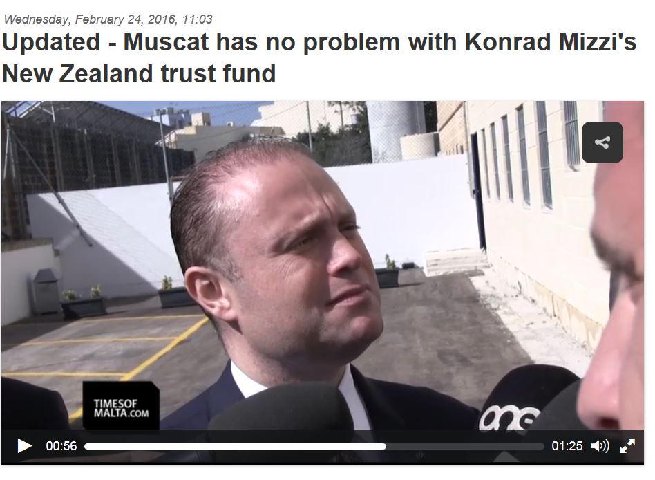 muscat new zealand