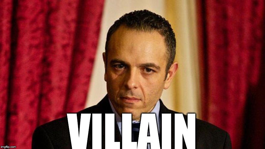 Keith Schembri Villain