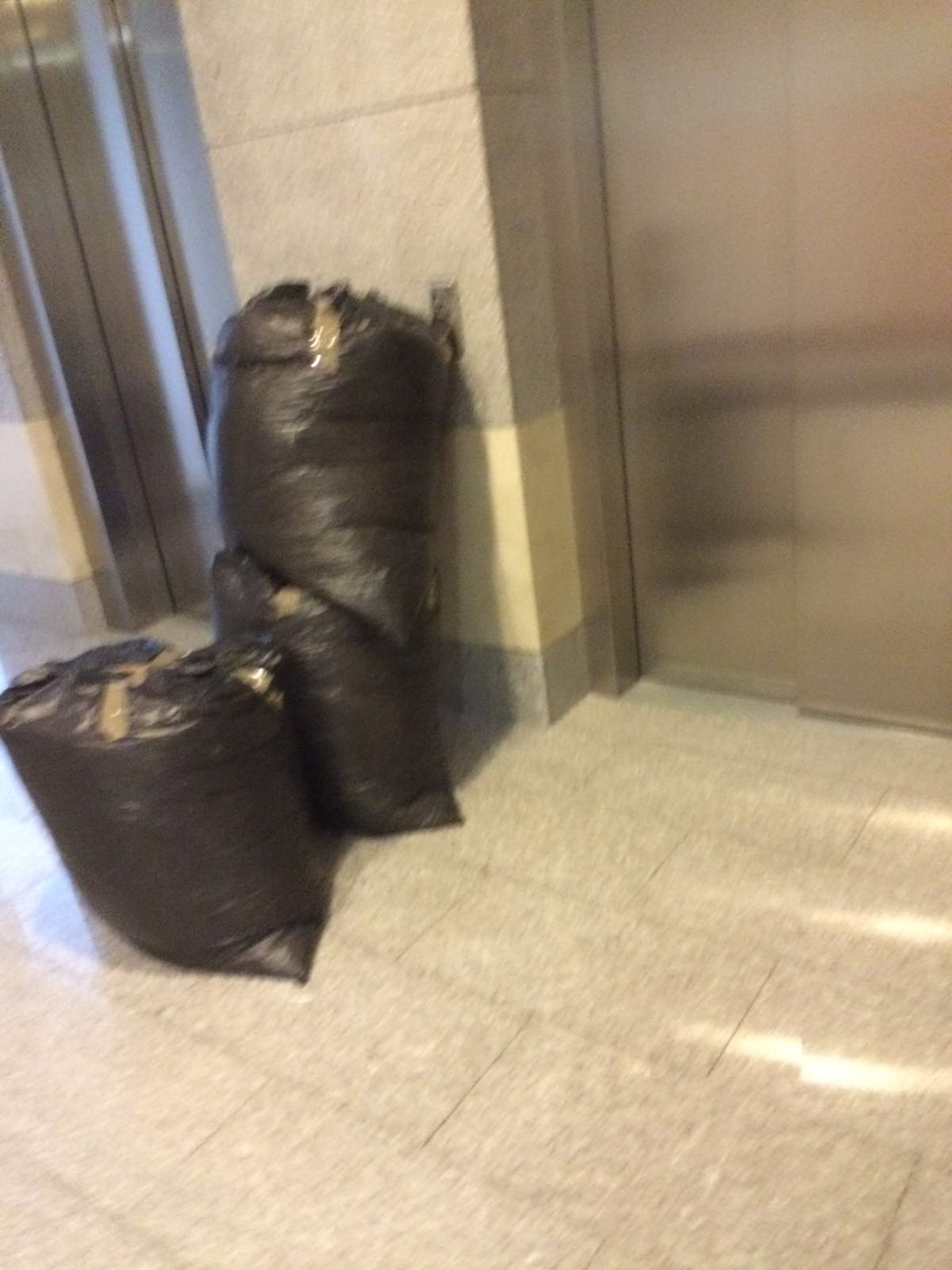 Nexia trash bag 3