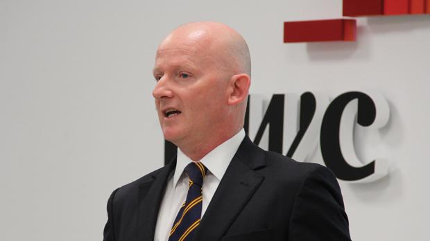 Adrian Hillman, managing director of the Allied Group of Companies