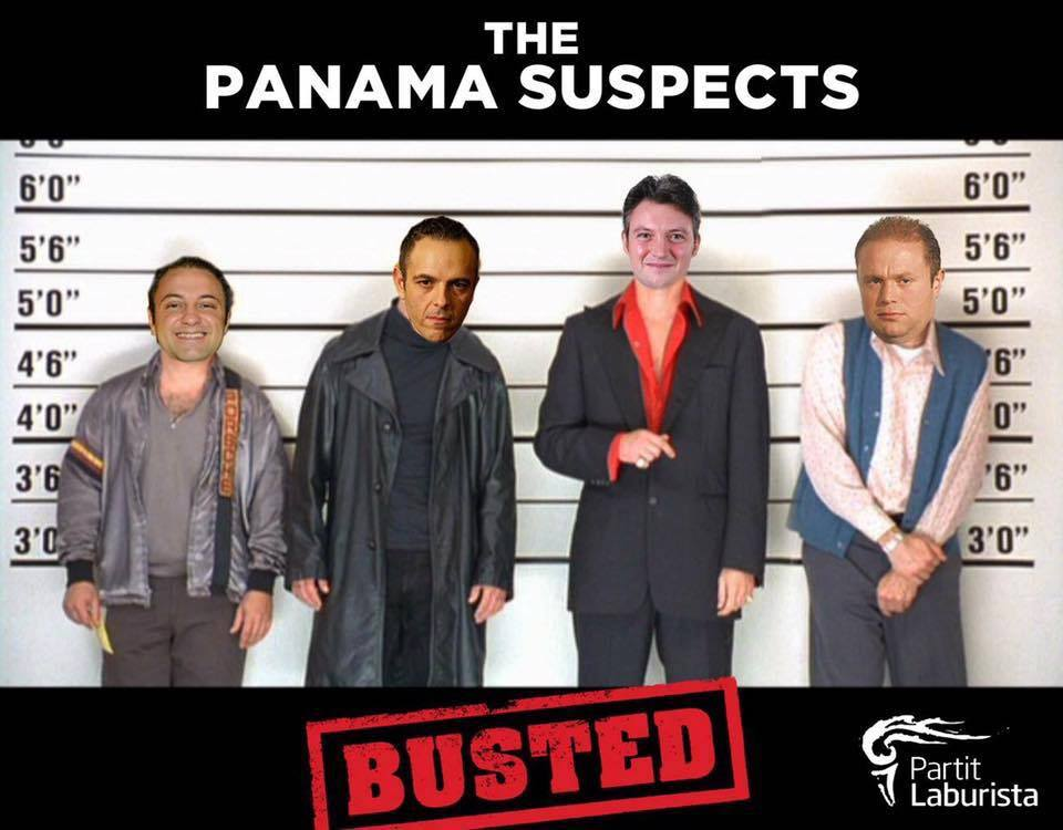 panama suspects