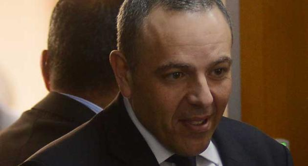 The Prime Minister's chief of staff, Keith Schembri