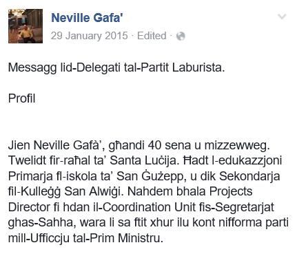NEVILLE GAFA PROFILE 1