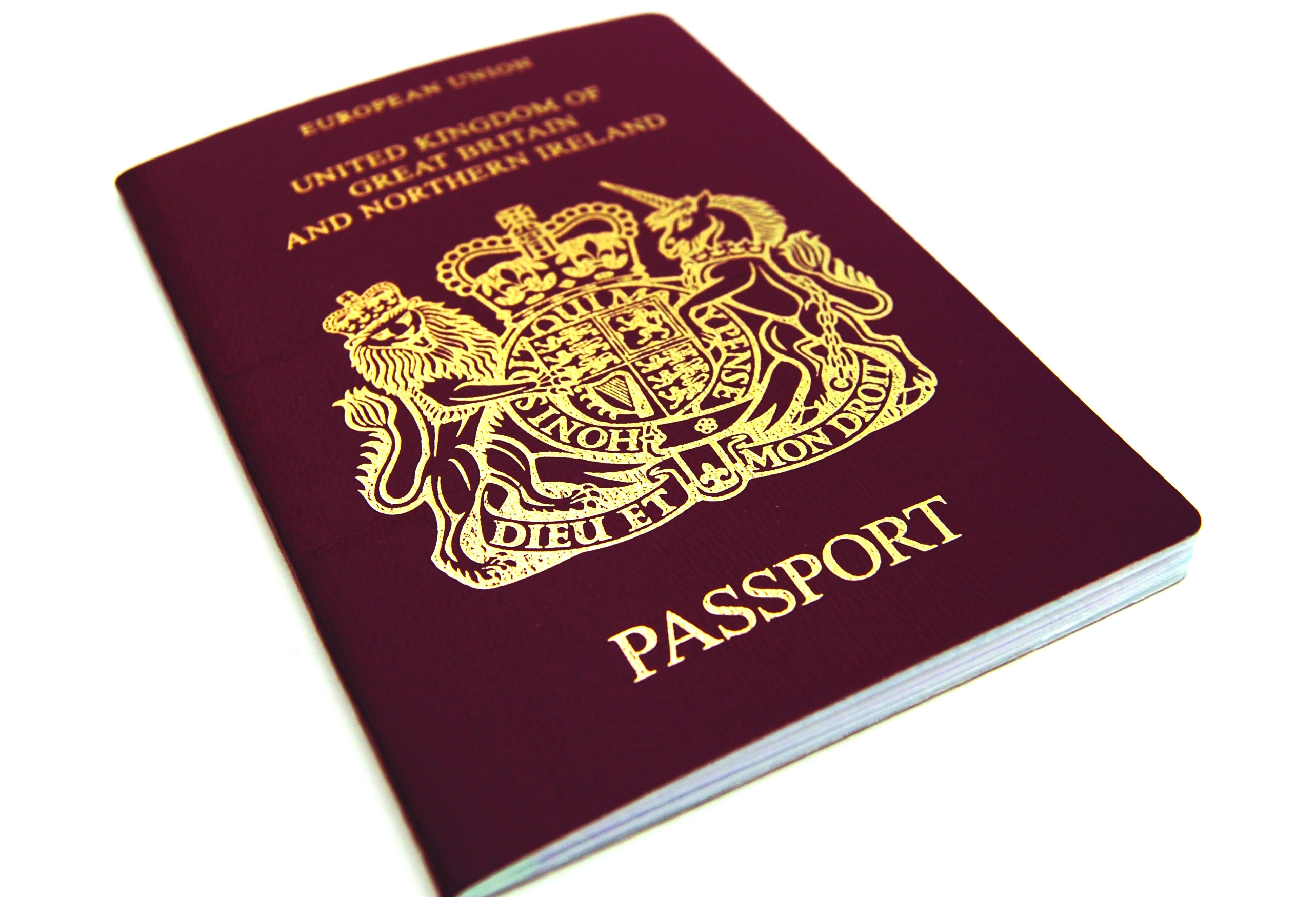 For Years The World's Most Valuable, A British Passport Will Soon Be Next  To Useless