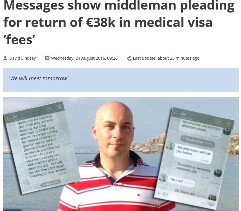 The Malta Independent publishes Viber messages between