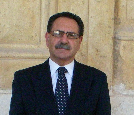 Judge Antonio Mizzi, elevated from his previous post as magistrate: he is married to long-time Labour Party activist and Labour MEP Marlene Mizzi